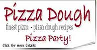 Pizza Dough-Pizza Party